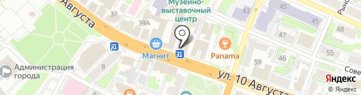 SГарант-Тур на карте Иваново