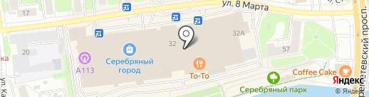 Браво-Оптика на карте Иваново
