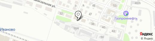 ИВАНОВСКИЙ ПК ВМО на карте Иваново