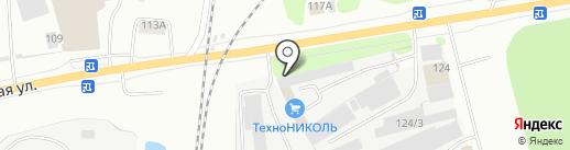 ТехноНИКОЛЬ на карте Костромы