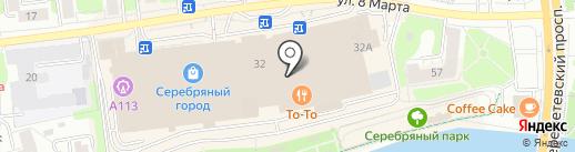 Dickers на карте Иваново