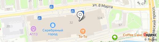 Ballare на карте Иваново