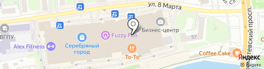Маяк на карте Иваново