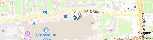 Talco на карте Иваново