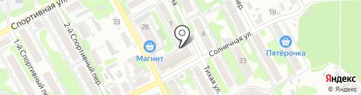 Магазин игрушек на карте Иваново