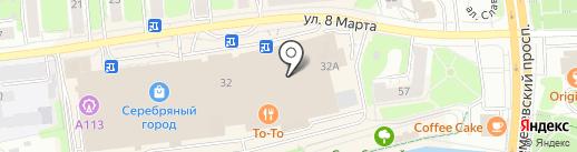 Алиса, магазин детской одежды на карте Иваново