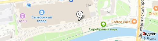 Линзомат на карте Иваново