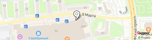 Elegant на карте Иваново
