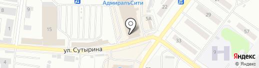 ЗдравСити на карте Костромы