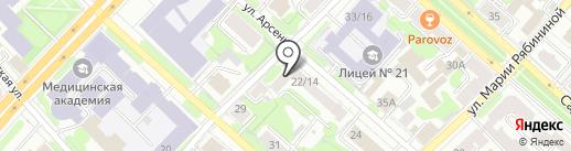 AQUALIFE на карте Иваново