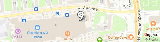 Diana на карте Иваново
