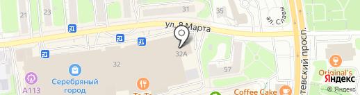 Мега Travel на карте Иваново