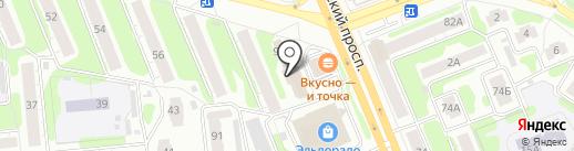 Дуэт на карте Иваново