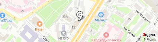 Republika Salon & SPA на карте Иваново
