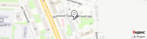 Регион 37 на карте Иваново