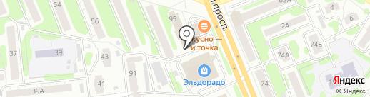 Ателье по ремонту одежды на карте Иваново