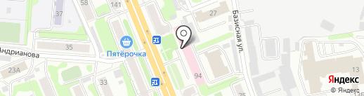 LuTeks на карте Иваново