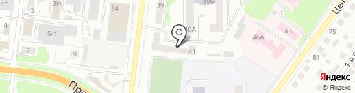 Альянс Групп на карте Костромы