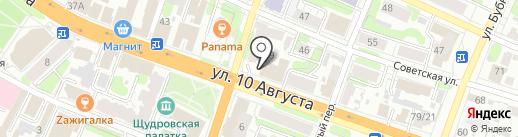 SnowBro на карте Иваново