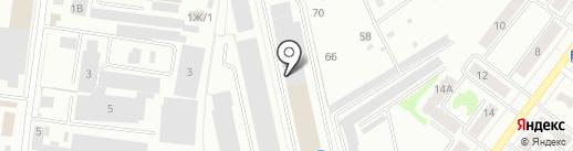 ЛДФ-Плюс на карте Костромы