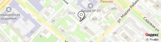 Professional на карте Иваново
