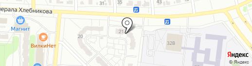 Карамелька на карте Иваново