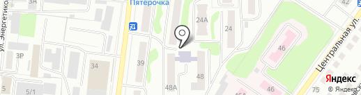 Пар?Ок! на карте Костромы