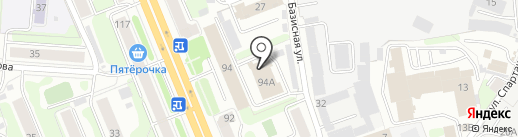 Комфор-Текс на карте Иваново