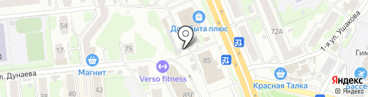 Фортуна на карте Иваново