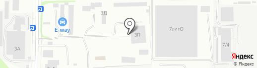АвтоСтудия44 на карте Костромы
