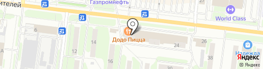 Гармония мебели на карте Иваново