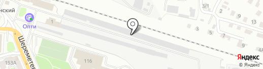 Оптово-розничная компания на карте Иваново
