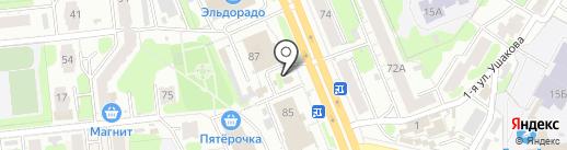 Flowers на карте Иваново