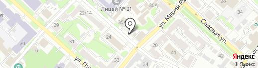 ПСК-Иваново на карте Иваново