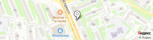 Гарант-Риэлти на карте Иваново
