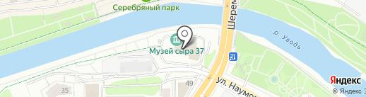 Гимнос-Юнион на карте Иваново