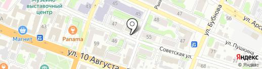 Первый визовый центр на карте Иваново