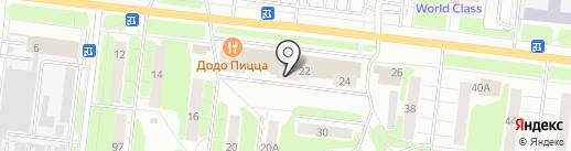 СМАРТС на карте Иваново