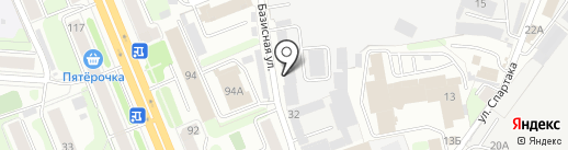 Энерготехресурс на карте Иваново