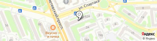 Kapous studio на карте Иваново