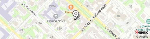 Ремстрой №1 на карте Иваново