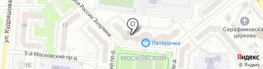 Всезнайка на карте Иваново