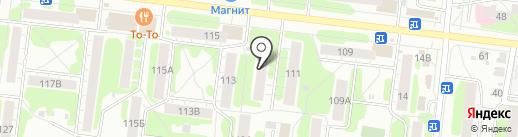 Юрист на карте Иваново
