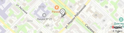 ВебЛандия на карте Иваново