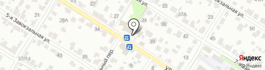 Патронус на карте Иваново