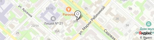 Ростермстрой на карте Иваново