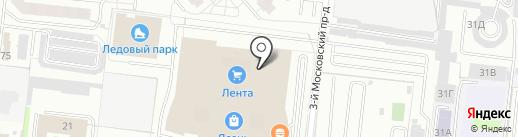 7D cinema на карте Иваново