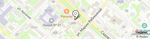 Лебедева, Гущина и партнеры на карте Иваново