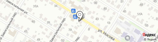 Сервисный центр автостекла на карте Иваново
