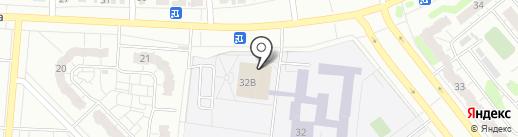 СДЮШОР №9 на карте Иваново